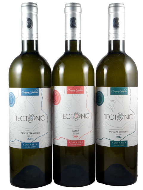 Crama Girboiu Tectonic vinuri albe
