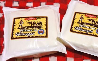 Telemeaua de Ibănești, primul produs românesc cu Denumire de Origine Protejată la nivel european