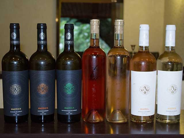Vinuri de Averești Nativus Nativa