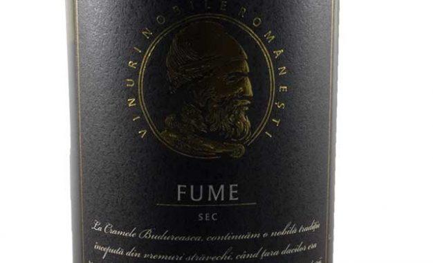 Budureasca Premium Fume 2015