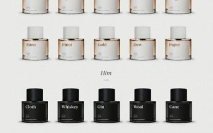 Vreți să vă parfumați cu whisky, gin sau Pinot?