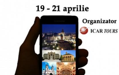 În acest week-end, bloggerii de travel din București #vinlaiasi