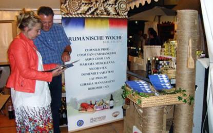 Produsele tradiționale românești încearcă să cucerească Germania
