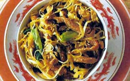 Porc Mu-Shu