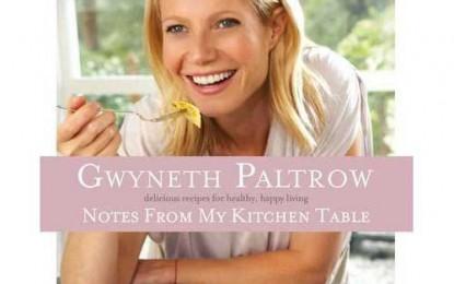 Prăjitura de cartofi cu usturoi a lui Gwyneth Paltrow