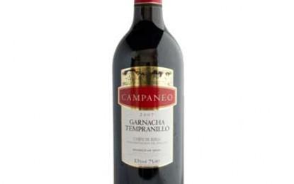 Campaneo Garnacha Tempranillo 2007