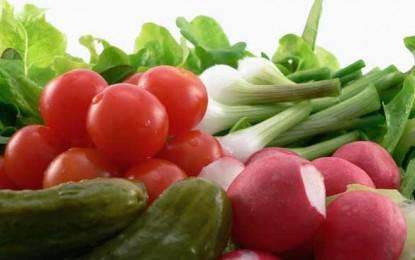 Program generos de promovare pentru fructele și legumele proaspete românești
