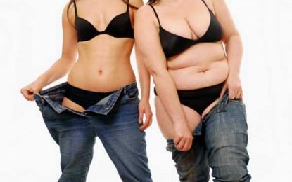 Grașii sunt mult mai sănătoși decât maniacii dietelor