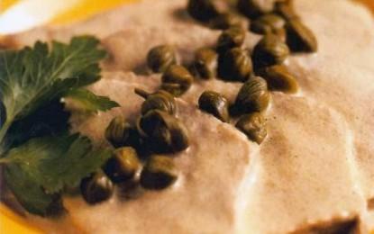 Vițel cu sos de ton