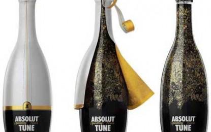 A apărut prima șampanie pe bază de votcă!