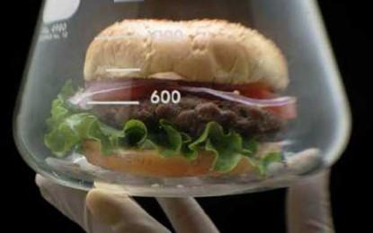 Carnea artificială e din ce în ce mai aproape de farfuriile noastre