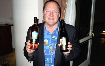 Ce legătură există între vinuri, desenele animate și Hollywood Walk of Fame?
