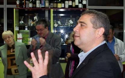 Răzvan Macici, 3 Hectare Sable Noble și Syrah M1 la Iași, adică degustare Murfatlar la Good Point
