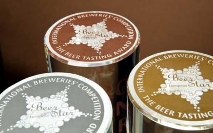 Două beri românești premiate la European Beer Star 2011