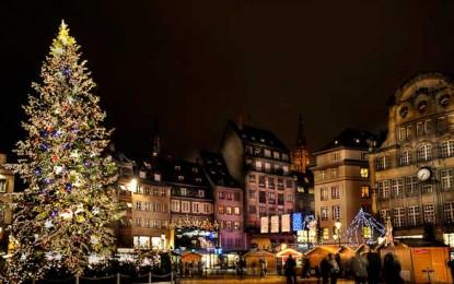 Calitatea vinului fiert, principala preocupare pentru organizatorii Târgului de Crăciun de la Strasbourg