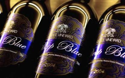 Vinurile chinezești le-au surclasat pe cele de Bordeaux