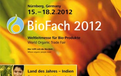 20 de firme reprezintă România la Biofach 2012