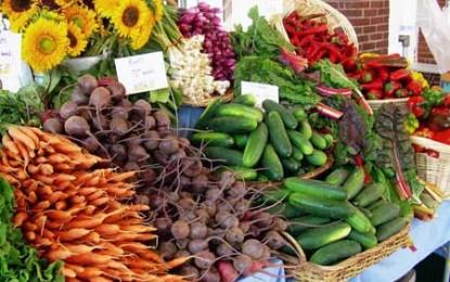 Vânzările de produse organice au ajuns la 59 de miliarde de dolari