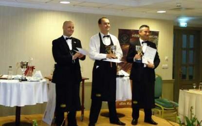 Eduard Jakab a câștigat cea de-a XII-a ediție a Trofeului Someleriei