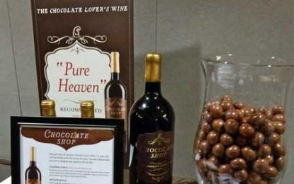 Vinul de ciocolată face ravagii în SUA și Marea Britanie