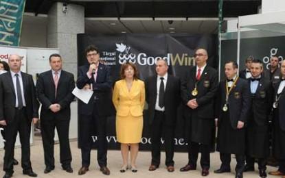 Ediția a șaptea a Târgului Internațional GoodWine a constituit un real succes