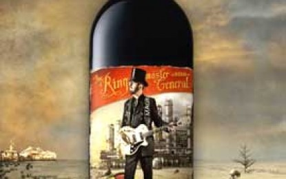 Dave Stewart ne propune Cel mai bun vin din lume!