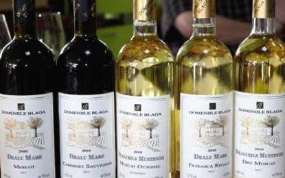 De la Fințești, șase vinuri Lacerta și încă vreo cinci tentative