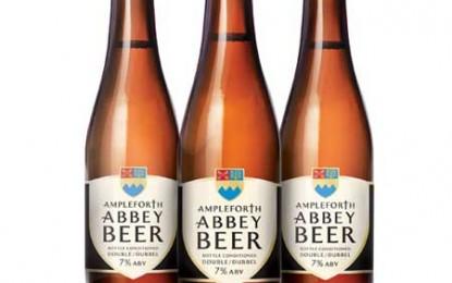 A fost lansată prima bere mănăstirească din Marea Britanie