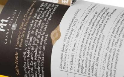 Au fost lansate vinurile de la Murfatlar ale lui Răzvan Macici