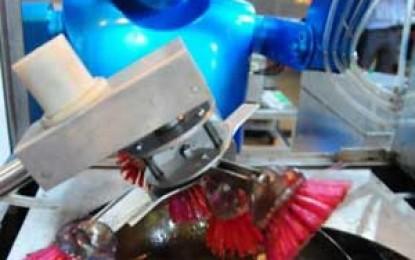 China: restaurantul în care toți angajații sunt roboți