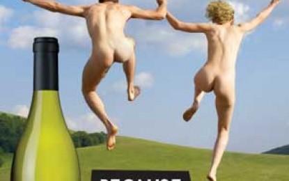Un Sauvignon Blanc care-i mai bun dacă-i băut în pielea goală