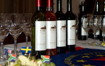 Patru vinuri de Purcari au descălecat la Bolțile Domnești