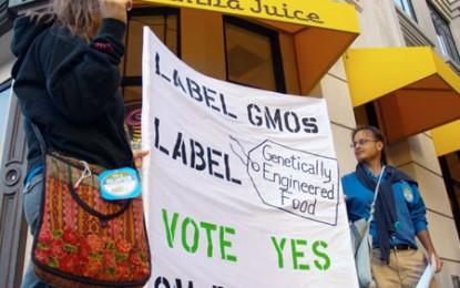 Surpriză: producătorii de alimente organice s-au aliat cu Monsanto!