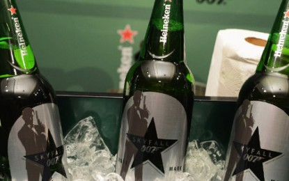 Globalizarea și berea Bond. Heineken Bond