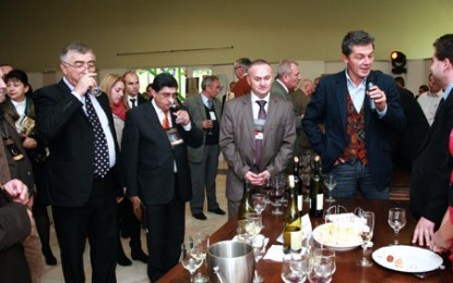 Provino Iași: un eveniment profesionist, complet, pentru industria vinului din România