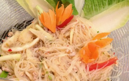 S-a încheiat Festivalul Thai Food