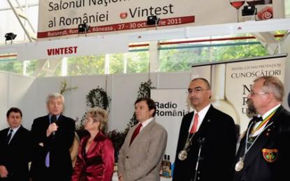 Concluzii după Salonul Național de Vinuri al României – Vintest 2012