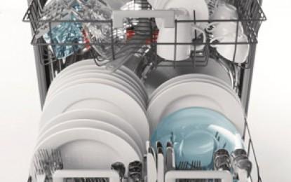 Whirlpool lansează mașina de spălat vase cu cel mai mic consum de apă