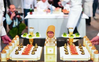 După 6 ani, un bucătar francez câștigă din nou Le Bocuse d'Or