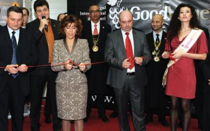 Vineri se deschide Târgul Internațional de Vinuri Goodwine
