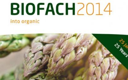 44 expozanți români, dintre care 40 de producători, la BioFach 2014