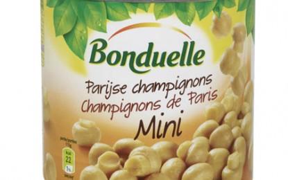 Bonduelle a fost amendată cu 32 de milioane de euro