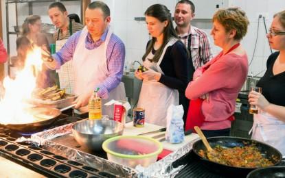 Cooking Around the World la DallesGO