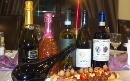 Două spumante, două albe și două roșii. Adică șase vinuri italiene de la Vitaly