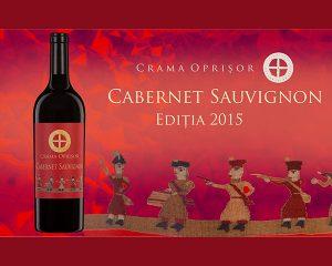 Crama Oprișor lansează ediția 2015 a Cabernetului Sauvignon Premium