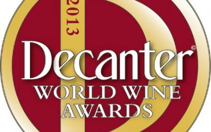 Ploaie de medalii pentru vinurile românești la Decanter Wine Awards 2013