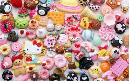 Dulciurile nu îngrașă!