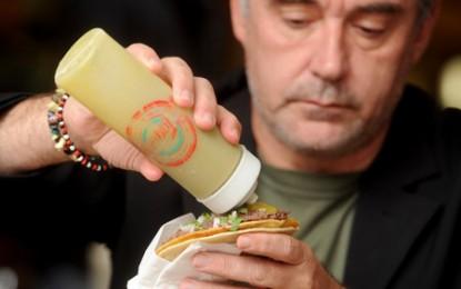 Ferran Adria scoate 22.000 de euro pe câteva porții de mâncare