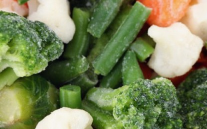 Să fie fructele și legumele congelate mai bune decât cele proaspete?