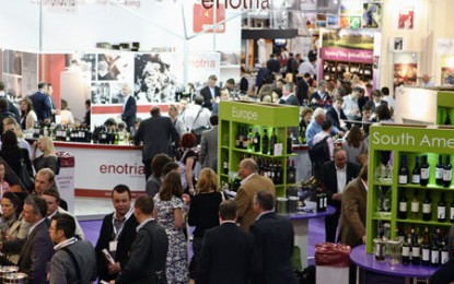 16 producători români la London International Wine Fair-Distil 2013